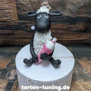 Tortendekoration Shaun das Schaf