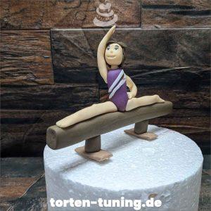 Tortendekoration Turnerin