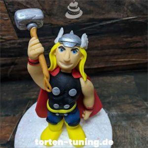Tortendekoration Thor