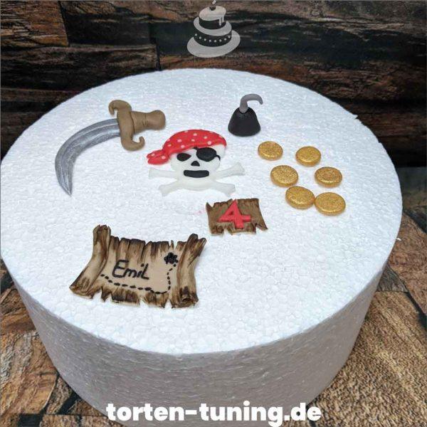 Piraten Set Tortendekoration online bestellen Fondantfiguren modellierte essbare Figuren aus Fondant Backzubehör Tortenfiguren Tortenfigur individuelle Tortendeko.jpg.jpg.jpg